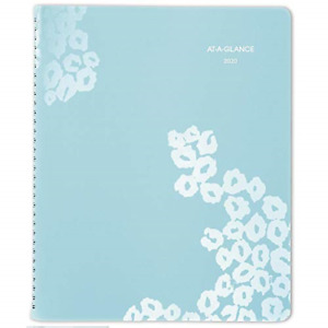 At a glance 2020 Appointment Book Weekly Monthly Planner 8 1 2 X 11 Wild