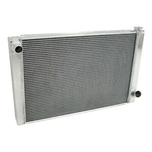 Chevy Aluminum Performance Racing Radiator 31 Universal Imca Street