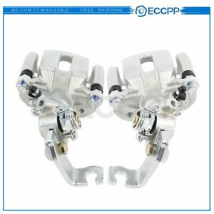 Rear Pair Brake Calipers For Acura Tsx 2004 2005 2006 2007 2008