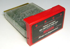 Snap On Fast Track Gm Chrysler Ford Jeep Mt25001098 Primary Cartridge