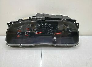 1999 2001 Ford F250 F350 Speedometer Instrument Gauge Cluster 99 01 Superduty