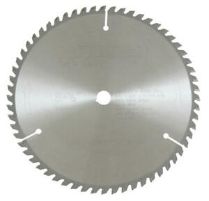 Hitachi 998862 8 1 2 In 60 Tooth At Carbide Saw Blade With 5 8 In Ar