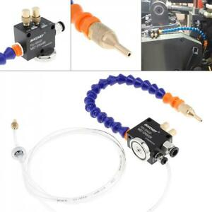 Adsorbable Magnetic Base 30cm Mist Coolant Lubrication Spray System With Tube