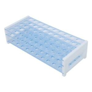 Detachable Polystyrene Test Tube Holder Rack 50 Holes Laboratory Equipment