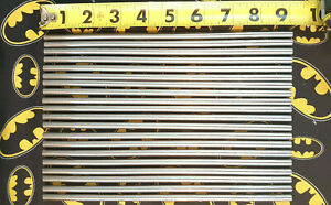 416 Stainless Steel Rod 1 4 Diameter X 9 0 Long 30 Pieces New