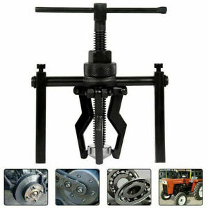3 Jaw Pilot Bearing Puller Auto Motorcycle Bushing Remover Extractor Tools