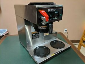 Bunn Cwtf 15 3l Low Profile Brewer 120v For Glass Carafe Coffee Pot 90367