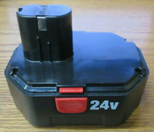 Performance Tool W50043 24 Volt Battery Replacement Upc 039564046018