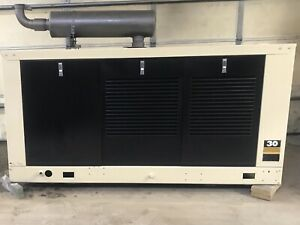 30 Kw Generator Kohler Propane Nat Gas Enclosed 400 Hrs 120 240 Re connectable
