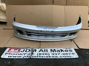 1995 99 Jdm Honda Integra Type R Dc2 Db6 Db8 Front Bumper Cover With Lip Oem