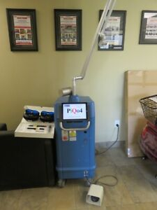 2017 Alma focus Medical Naturalase Piqo4 Tattoo Removal Laser Repo