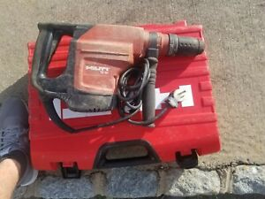 Hilti Te 56 Hammer Drill With Case