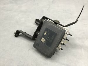 15 17 Ford Mustang 5 0 Abs Anti lock Traction Control Module Esc Fr3c 2c405 be