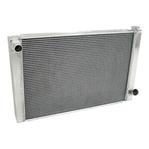 Chevy Aluminum Performance Racing Radiator 31 2 Row Triple Pass Universal