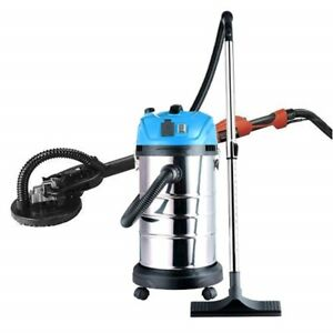 Aleko Combo Kit Drywall 520w Sander 690f With Wet Dry Vacuum Cleaner
