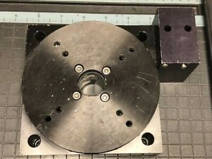 Used Parker Daedal 200rt Series Rotary Table 20502