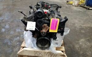 Engine 8 350 5 7l Gasoline Vin K 8th Digit Fits 87 96 Chevrolet 30 Van 214958