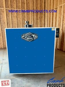 New 5x5x5 Smart Powder Coat Coating Oven