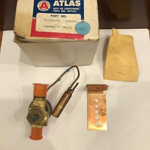 Vintage Expansion Valve Atlas 3 2334 44 646010 Air conditioning Parts
