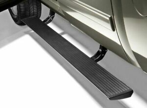Amp Research Side Step Powerstep Electric Running Boards 75126 01a