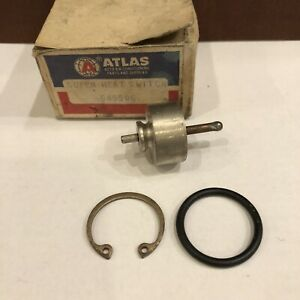 Atlas Super Heater Switch 645506 Air Conditioning Parts Car And Truck Vintage