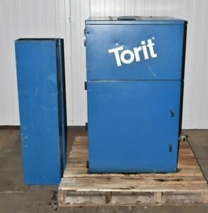 Donaldson Torit 80 Cab 3 Hp 3 Phase 208 230 460v Cabinet Dust Collector