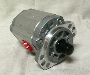 Concentric 1802742 Hydraulic Gear Pump With 1 6 Displacement cu In rev