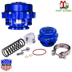Tial Q Bv50 Stye Blow Off Valve Bov 50mm Blue 6psi 18psi Springs Fast Ship