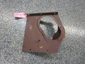 1952 1953 Ford Car Radiator Suport Air Deflector Nos Mainline Customline Crestli