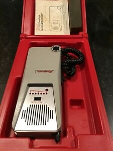 Snap On Tools Act 5600 Automatic Halogen Leak Detector W Case Refrige