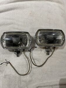 68 69 70 Mustang Shelby california Special One Pair Correct Lucas Fog Lights