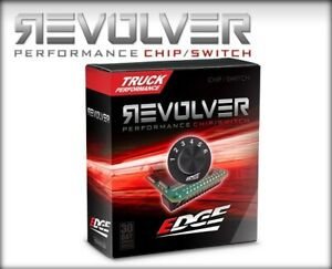 Edge High Performance Revolver 6 Programs Switch chip For Ford F 250 95 03 7 3l
