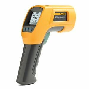 1pc New Fluke 572 2 High Temperature Infrared Thermometer