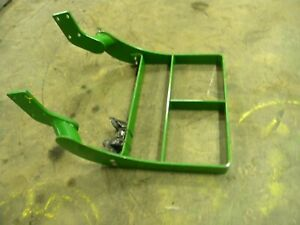 Grille Guard Bw16009 For John Deere 520m 540m H240 H260 H310 Loaders