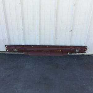 61 62 63 Thunderbird Nos Ford Front Apron And Radiator Support Upper Sheet Metal