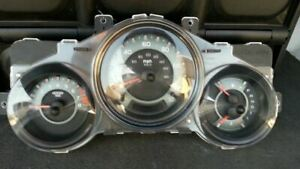 Speedometer Cluster Ex Us Market Fits 03 04 Element 1706