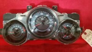 Speedometer Cluster Us Market Mph Fits 03 06 Element 1696