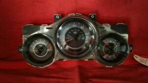 Speedometer Cluster Lx Us Market Fits 03 05 Element 1721