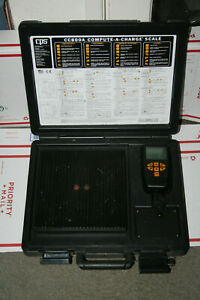 Used Cps Cc800a Refrigerant Charge Scale Compute a charge