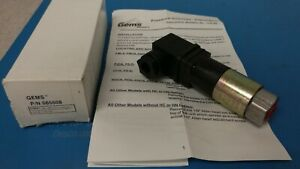 Gems Sensors 565508 Adjustable Pressure Switch New