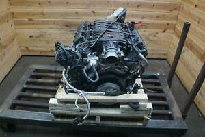 6 2l V8 Lt1 Dry Sump Dropout Engine Assembly Chevrolet Corvette C7 Z51 2014