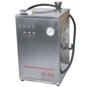 Dental Steam Cleaner For Laboratory Dental Washing Machine With Stainless Steel
