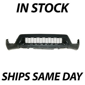 New Textured Front Bumper Cover Replacement For 2017 2019 Honda Cr V 17 19