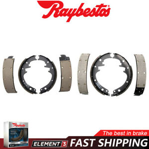 For 1955 Hudson Wasp Raybestos Front Rear Set Drum Brake Shoes
