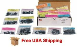 1973 Camaro Amk Master Under Hood Junior Kit 67 Pcs Free Shipping
