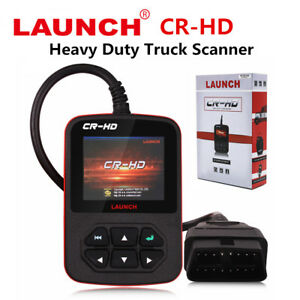 Launch X431 Heavy Duty Diesel Truck Scanner Car Diagnostic Scan Tool Code Reader