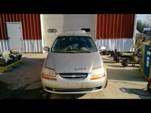 Engine 1 6l Vin 6 8th Digit Automatic Transmission Fits 04 05 Aveo 691339