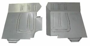 1957 1958 1959 Chrysler Dodge Plymouth Desoto Front Floor Pans New Pair