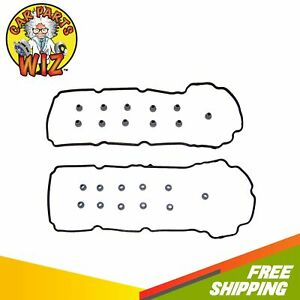 Valve Cover Gasket W Grom Fits 07 15 Mazda Ford Lincoln Mercury 3 5l 3 7l Dohc