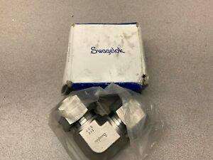New In Box Swagelok Elbow Tube Ss 2000 9